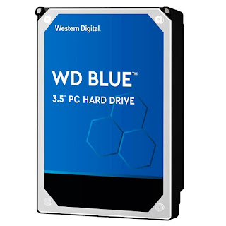 "HD Western Digital Blue 2TB 3.5"" SATA 6.0Gb/s - WD20EZAZ"