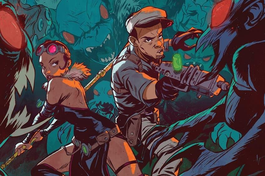Legendary экранизирует комикс Bitter Root про охотников на монстров из Гарлема