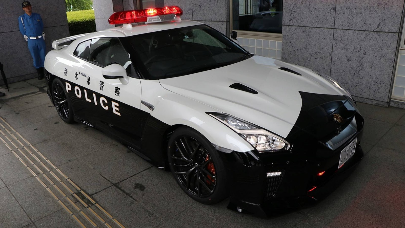 Cool Japanese Police Car Collection Ben9166