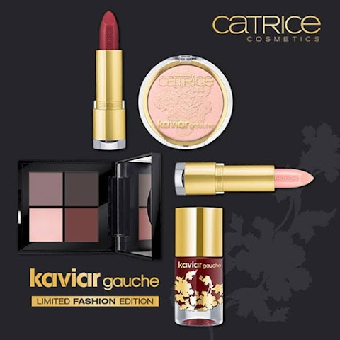 Catrice Kaviar Gauche Fall Winter 2016 Collection