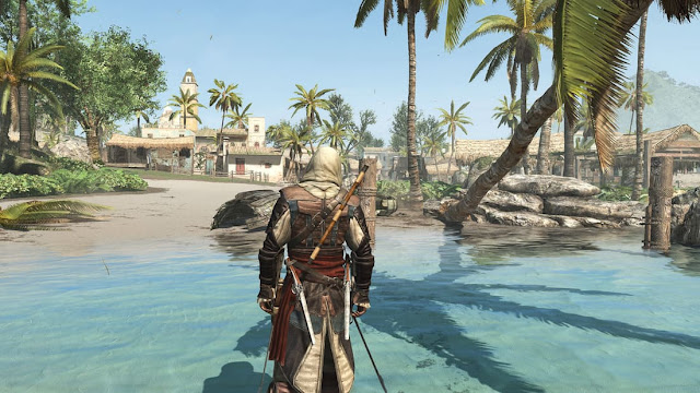 Imagem do Assassin's Creed IV: Black Flag