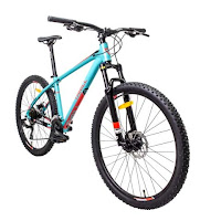 Sepeda Gunung Thrill Cleave 2.0 Alloy 3x7Sp Fork MLO Cakram Mekanis 27,5 Inci