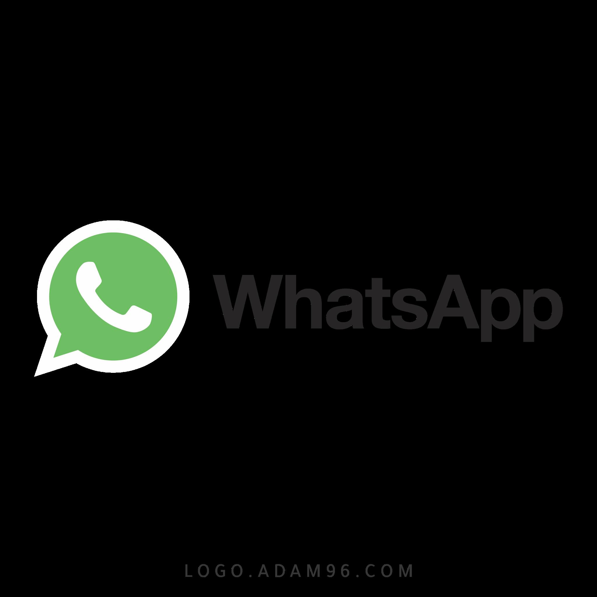 تحميل لوجو واتساب الرسمي بصيغة شفافة Logo WhatsApp PNG