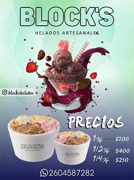 HELADOS BLOCK'S