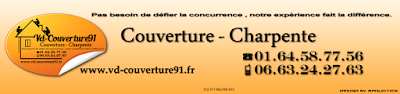 rénovation couverture charpente