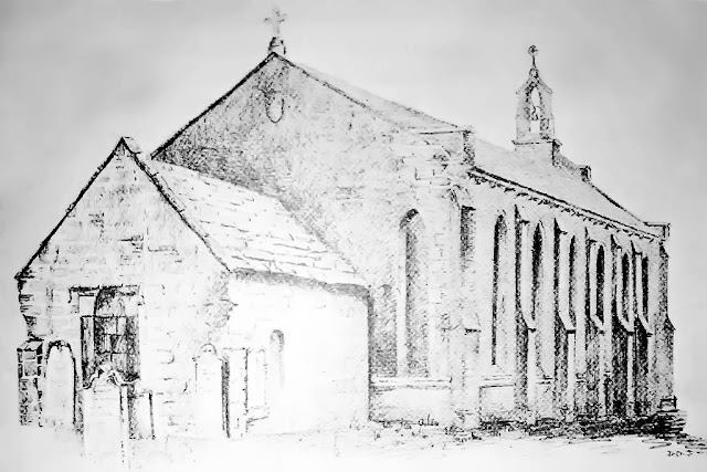 The Old Parish Church Of Cleator, 1841 - 1900