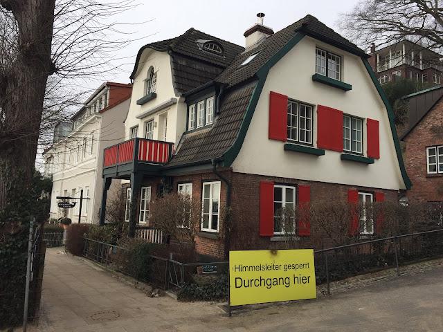MyVlog Foto: Haus an der Elbe in Hamburg
