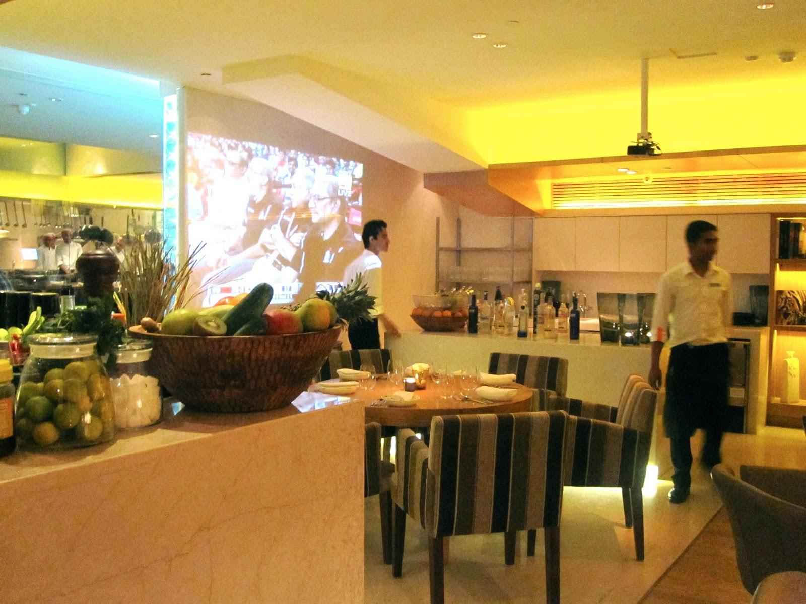 Mistral Kitchen Menu