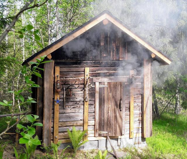 The best sauna in smokesauna