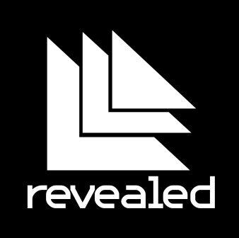 Gambar Logo Revealed Recordings Milik Hardwell