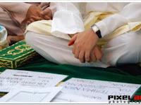 結婚保護者の地位祈り