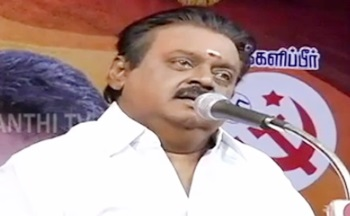 Vinayakanth on Mullaperiyar Dam Issue and Natham Viswanathan, O. Panneerselvam – Thanthi Tv