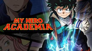 My Hero Academia Hindi Dubbed Download [720P HD] 1