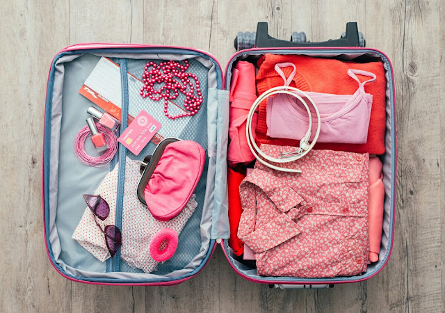 packing advice for travelers