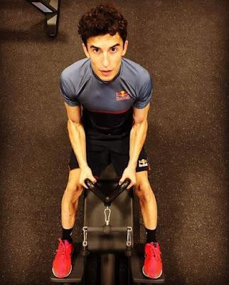 Marc Marquez Nge Gym