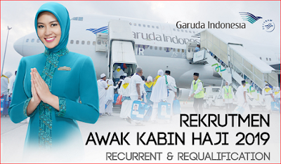 Lowongan Kerja PT Garuda Indonesia (Persero) Tbk Tahun 2019
