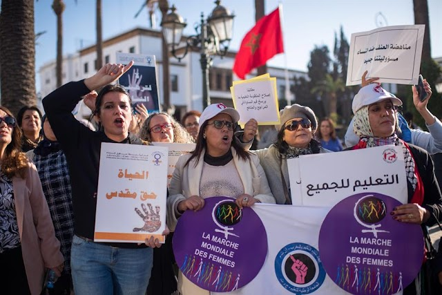Ni paridad ni poder para las mujeres en Marruecos