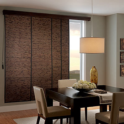 designing home 5 window treatments for patio doors. Black Bedroom Furniture Sets. Home Design Ideas