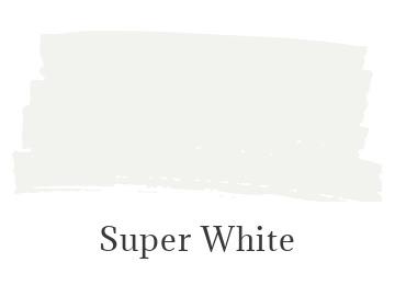 Benjamin Moore Super White