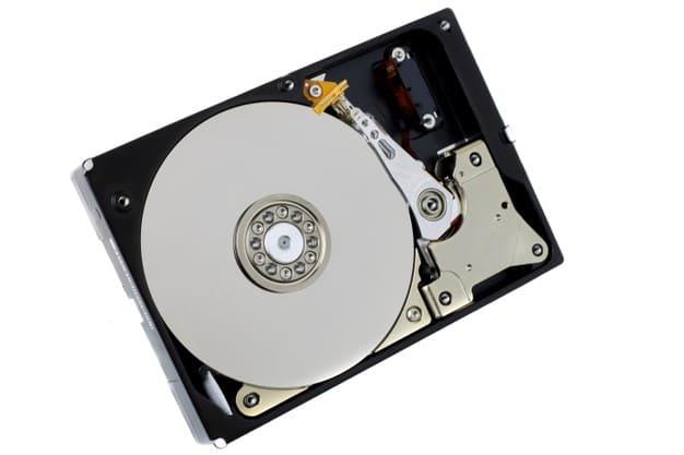 كيفية تقسيم القرص الصلب Hard disk