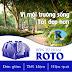 Bồn tự hoại ROTO - bước đột phá trong công nghệ xử lí nước thải sinh hoạt tại Việt Nam