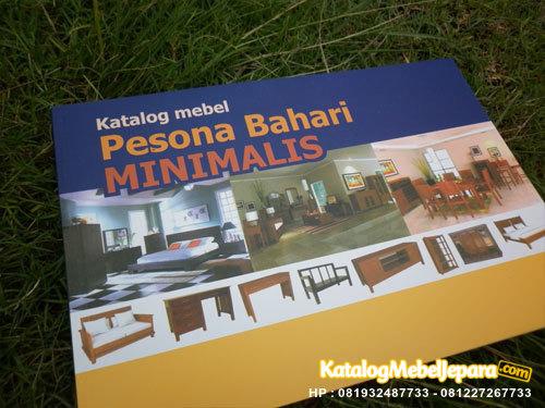 Katalog Mebel Jepara Pesona Bahari Minimalis