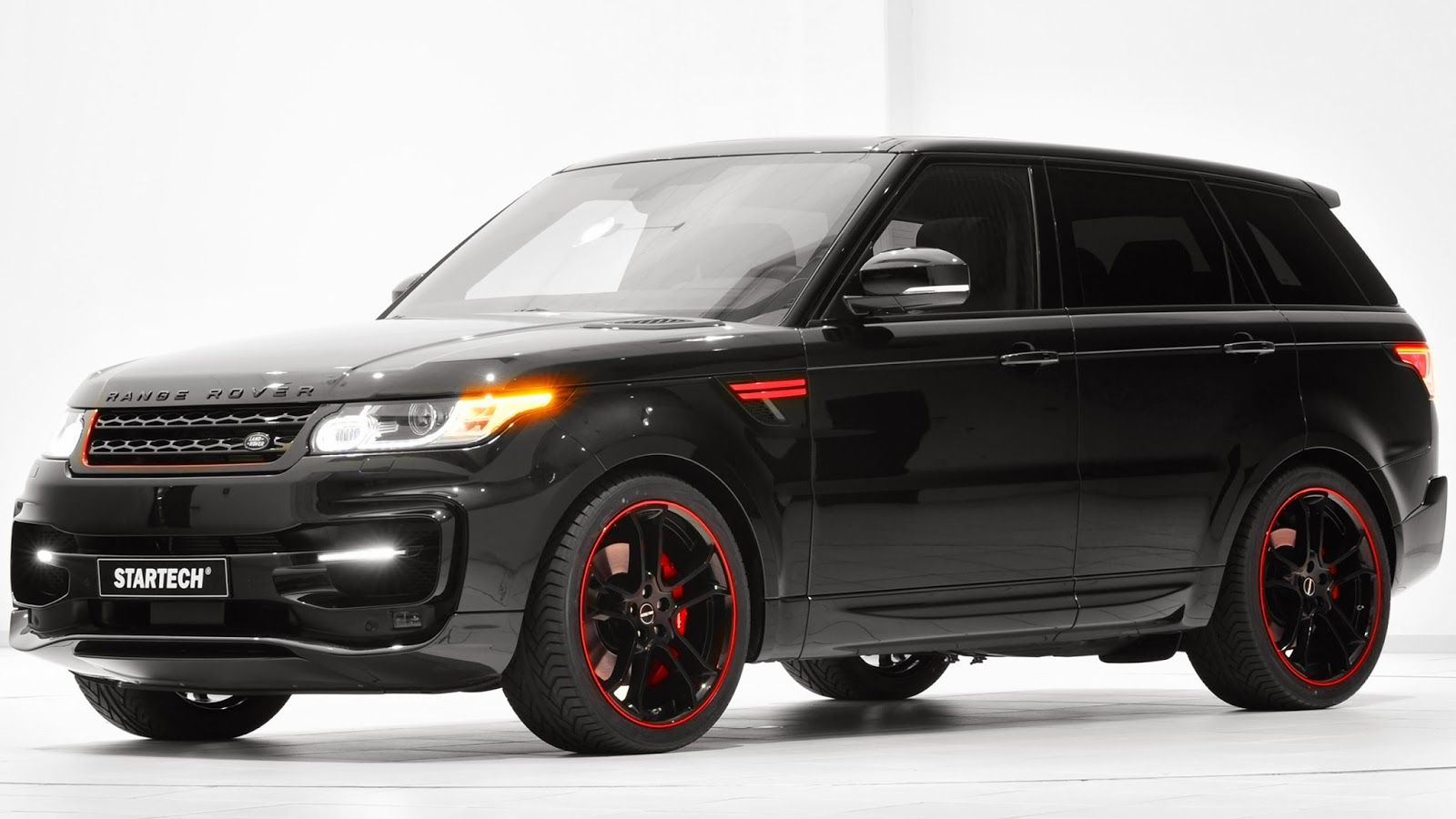 The new Range Rover Sport is the sportiest automobile ever launched by the  British luxury brand. STARTECH (Brabus-Allee, D-46240 Bottrop, ... 88a36cb39c