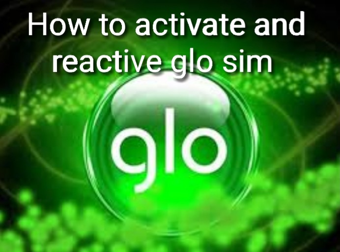 How to activate deactived glo sim
