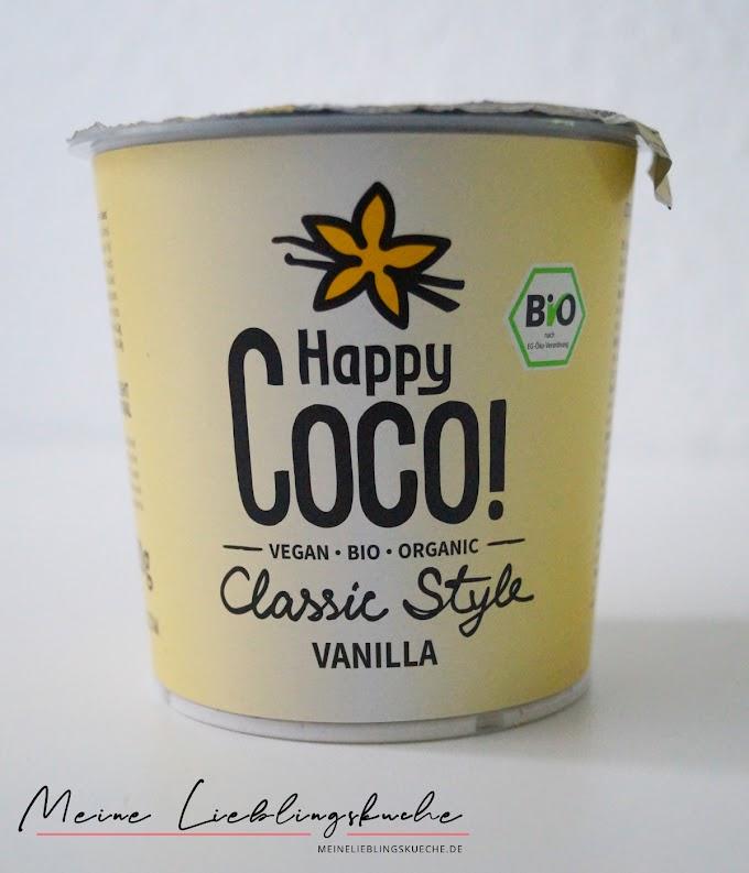 getestet: Produkte von Happy Coco Classic Yoghi Vanille