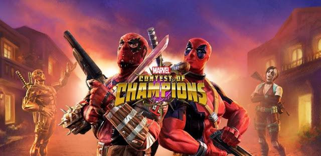 تحميل لعبة Marvel Contest of Champions مجانا للاندرويد
