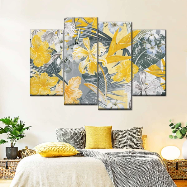 Light Yellow Tranquil Colour To Decorate Bedroom