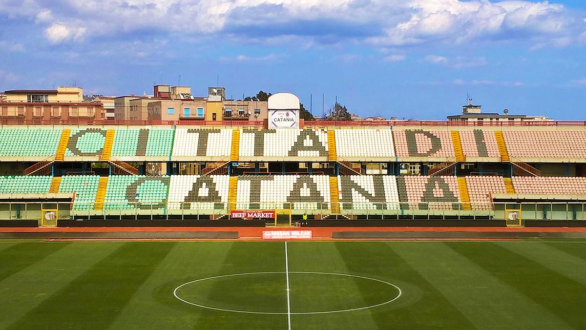 Nuova concessione comunale dello stadio Angelo Massimino