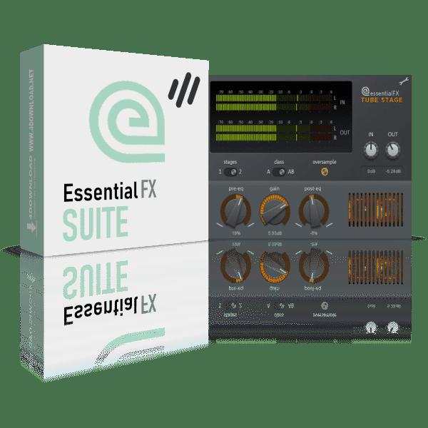 MAGIX EssentialFX Suite v2.058 Full version