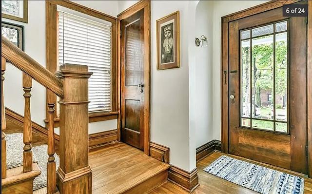 Interior views of Sears Gladstone at 1026 Homer Avenue Ross Twp, PA, floorplan-B