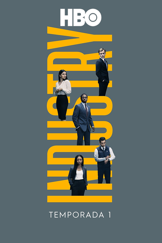 Industry (2020) Temporada 1 HMAX WEB-DL 1080p Latino