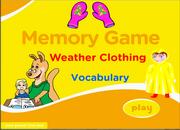 http://www.eslgamesplus.com/weather-clothes-vocabulary-memory-game-for-esl/