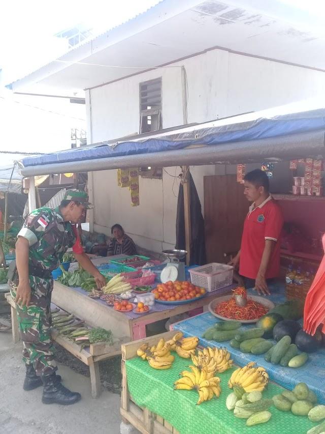 Harga Barito (Bawang, Rica & Tomat) dan Sembako, Jelang Hari Raya Natal Harga Melonjak