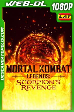 Mortal Kombat Legends: La Venganza de Scorpion (2020) 1080P WEB-DL AMZN Latino – Ingles
