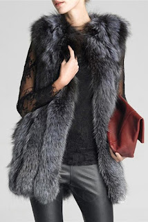imitation furs