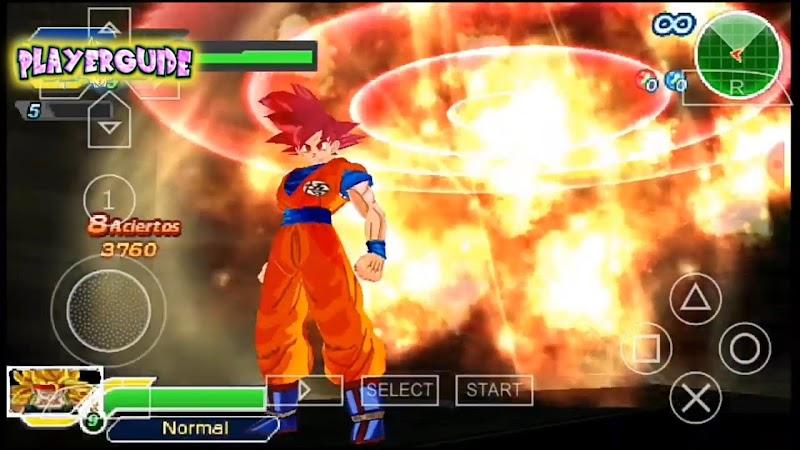 DBZ Tenkaichi Tag Team Super Heroes ISO V1 Complete