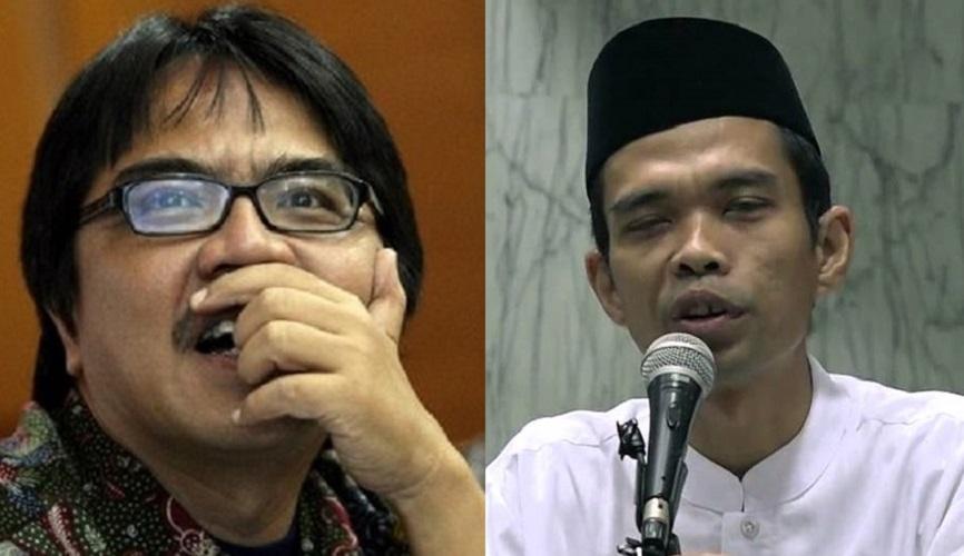 Ade Armando vs Ustadz Abdul Somad