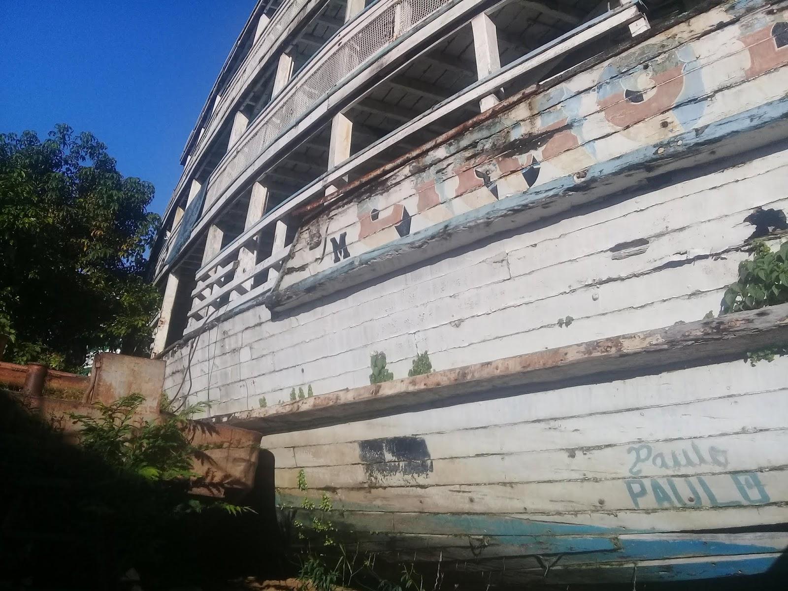 ação ambiental na Vila Arigó