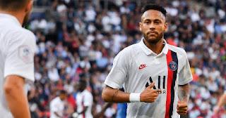 Highlight: Neymar Scores Stunning Overhead Kick to Fire PSG to a Win