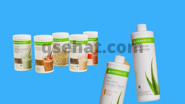 Paket Diet Herbalife 1 Bulan Untuk Pemula