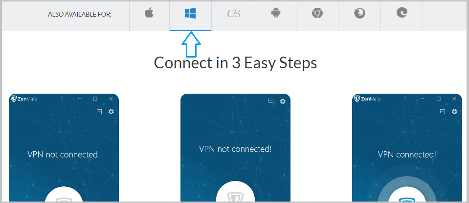 zenmate vpn for windows