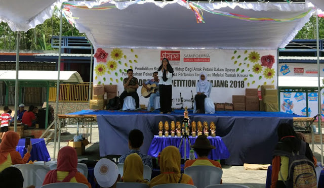 Children Competition Lumajang 2018