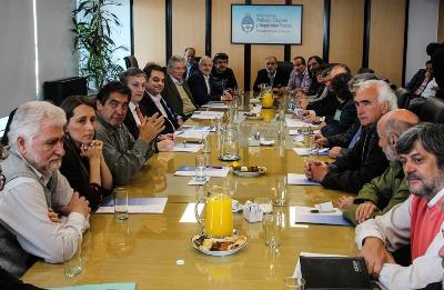 Tras la reunión con el ministro Triaca, ATE ratificó el Paro Nacional de fines de septiembre