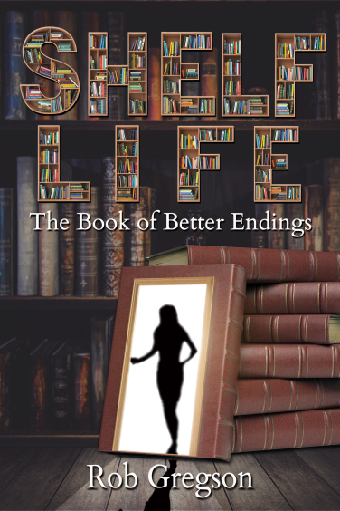 Book cover: Shelf Life by Rob Gregson
