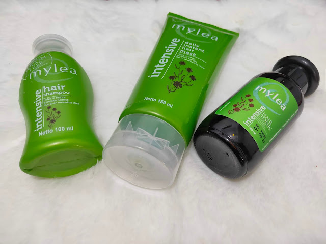 mylea hairceutical system series