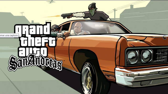 Grand theft auto San Andreas Android 1.0.8 Full Español